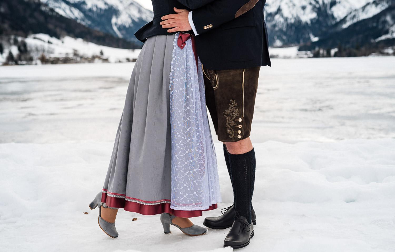 Hochzeitsfotos-Winter-Schliersee-18 - (C) Lichtmädchen Fotografie Nicki Schäfer