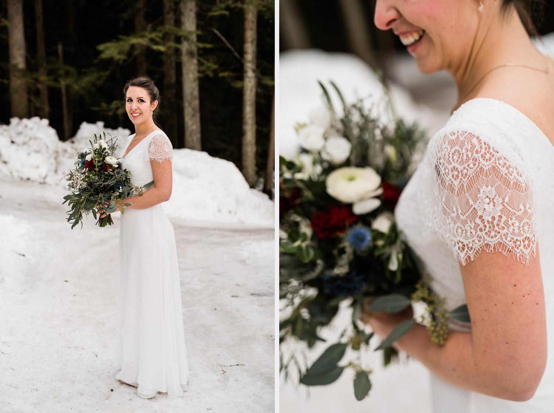 Hochzeitsfotos-Winter-Schliersee-49 - (C) Lichtmädchen Fotografie Nicki Schäfer