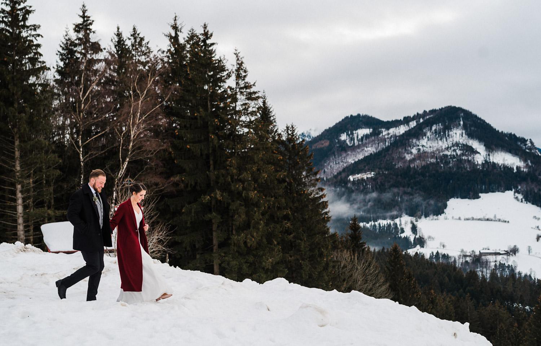Hochzeitsfotos-Winter-Schliersee-54 - (C) Lichtmädchen Fotografie Nicki Schäfer